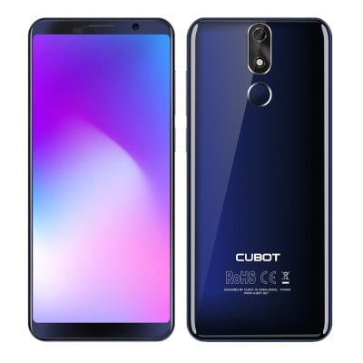 SPECIAL OFFER –  CUBOT POWER 4G Phablet  =  £165.82