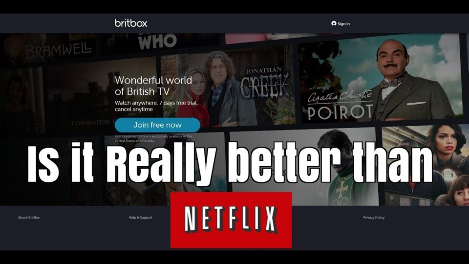 Britbox A Streaming Service To Compete With Netflix Docsquiffy Com