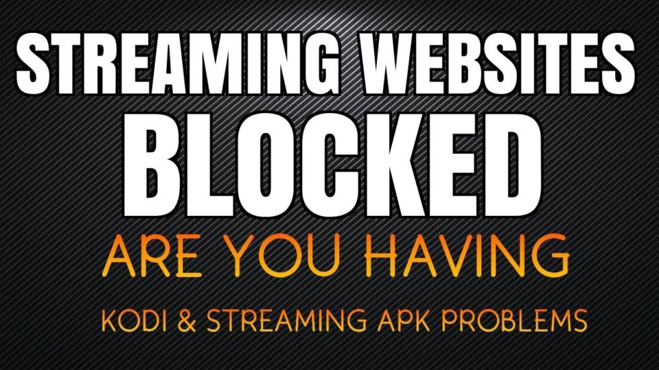 Internet Service Providers BLOCK 1000's of STREAMING ...