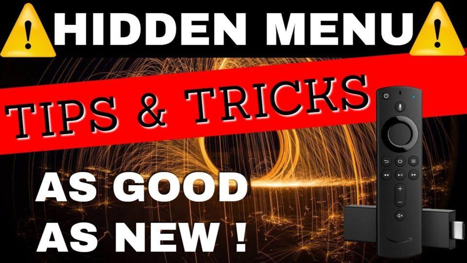 firestick menu hidden tricks fast tips docsquiffy