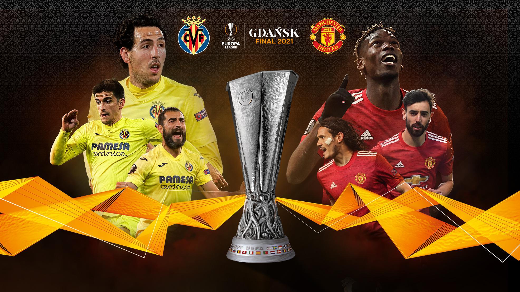 WATCH EUROPA League final 2021 in 4k for FREE - Villarreal ...